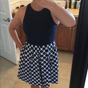 Hutch Polkadot dress